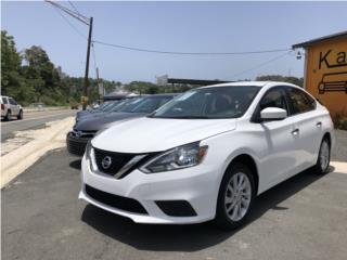 2017 NISSAN SENTRA SR CVT , Nissan Puerto Rico