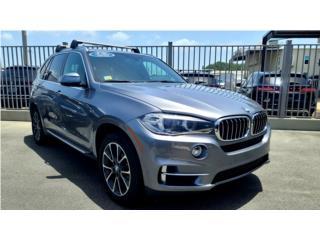 BMW X-5 2017 SDrive ** SOLO 30,691 MILLAS **, BMW Puerto Rico