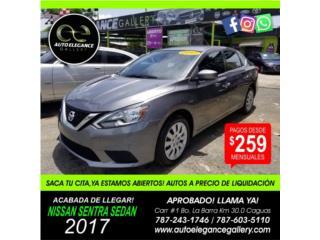 NISSAN SENTRA SEDAN , Nissan Puerto Rico