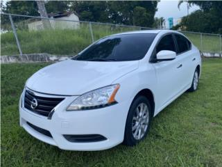 Automático bien nuevo, Nissan Puerto Rico