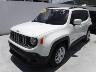 RENEGADE LATITUDE INMACULADA!, Jeep Puerto Rico