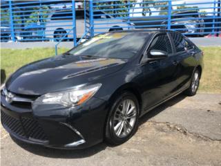 Camry 2017 SE importado, Toyota Puerto Rico