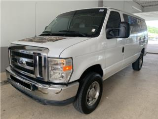 FORD E-250 2012, Ford Puerto Rico