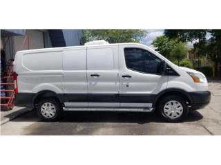 VAN 250 FREEZER 2015, Ford Puerto Rico