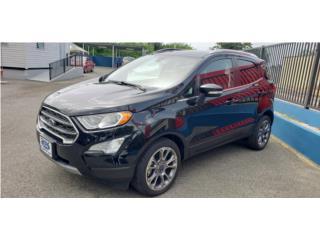 2016 Ford Escape Titanium, Ford Puerto Rico