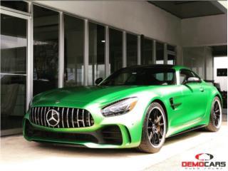 AMG GTR GREEN HELL MANGO , Mercedes Benz Puerto Rico