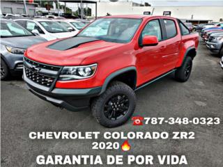 AHORRA MILES DE DOLARES CHEVROLET ZR2 2020, Chevrolet Puerto Rico