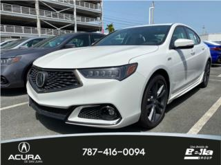 TLX A-spec 2.4L 2020, Acura Puerto Rico