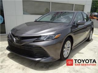 TOYOTA CAMRY LE 2020, Toyota Puerto Rico