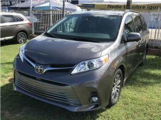 TOYOTA SIENNA 2019 IMPORTADA!!, Toyota Puerto Rico