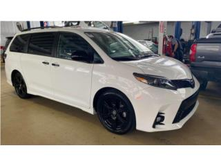 TOYOTA SIENNA SPORT SE MIDNIGHT UNICA EN P.R , Toyota Puerto Rico