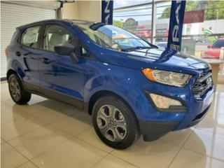 Liquidación $$ Ford Ecosport 2019 **Nuevas**, Ford Puerto Rico