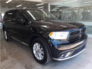 Nueva, 2019 Durango, 31 MILLAS, Dodge Puerto Rico