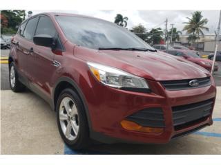 FORD ESCAPE 2016, Ford Puerto Rico
