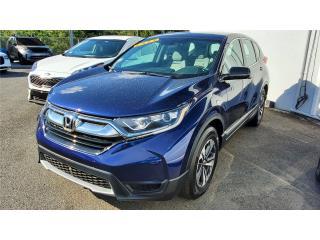 Honda CRV LX 2018 Azul Marino Como Nueva!!, Honda Puerto Rico