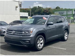 Volkswagen Atlas 2019 SE, Volkswagen Puerto Rico
