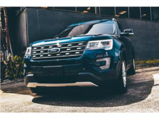Ford Explorer 2014, Ford Puerto Rico