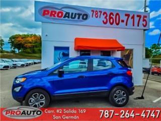 FORD ECOSPORT 2018 NÍTIDA!!, Ford Puerto Rico