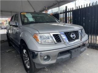 FRONTIER 4X4, Nissan Puerto Rico