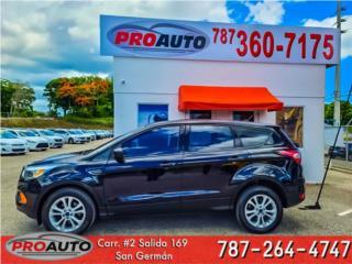 FORD ESCAPE 2017 EXCELENTES CONDICIONES, Ford Puerto Rico