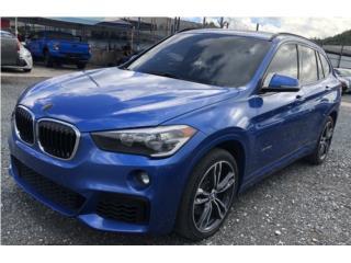 BMW X-1 2017 COMO NUEVA , BMW Puerto Rico