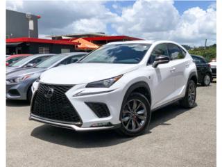 **LEXUS NX 300 F SPORT 2019 LIKE NEW**, Lexus Puerto Rico