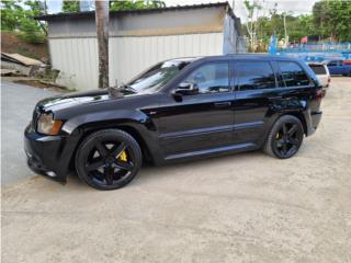 JEEP SRT8 INMACULADA PRECIO REAL POCAS EN PR!, Jeep Puerto Rico