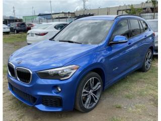 BMW X1 Del 2017 Excelente Condiciones , BMW Puerto Rico