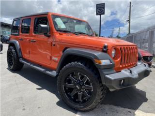 Jeep Wrangler Sport , Jeep Puerto Rico