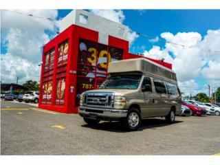 Ford E-350 XL Super Duty 2009 27 mil millas!!, Ford Puerto Rico