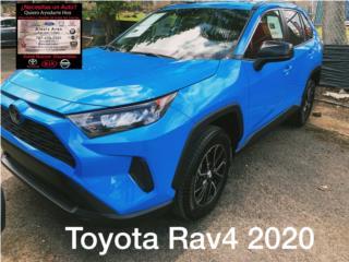 Toyota Rav4 LE 2020, Toyota Puerto Rico