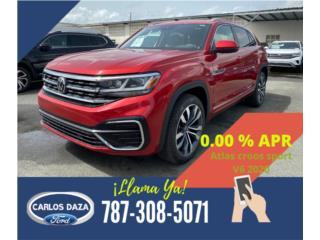 *ATLAS CROOS SPORT V6 SEL R-LINE*, Volkswagen Puerto Rico