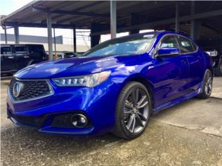 2018 ACURA TLX ASPEC SH AWD IMPORTADO!!, Acura Puerto Rico