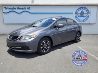 Honda Civic EX | Sunroof | Aros, Honda Puerto Rico