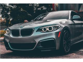 BMW M235i 2015, BMW Puerto Rico