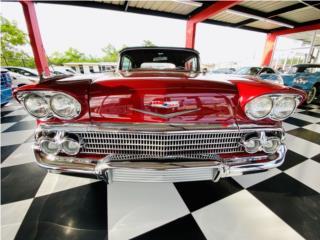 CHEVROLET IMPALA CONVERTIBLE 1958, Chevrolet Puerto Rico