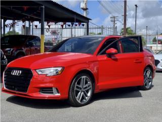 Audi A3 2018, Audi Puerto Rico