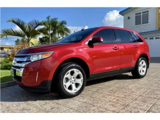 FORD EDGE INMACULADA!!!, Ford Puerto Rico