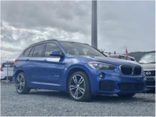 BMW - X1, BMW Puerto Rico