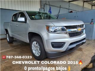 AHORRA MILES//CHEVROLET COLORADO 2016, Chevrolet Puerto Rico