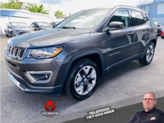 JEEP COMPASS LIMITED 2020, Jeep Puerto Rico