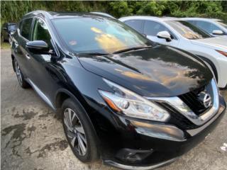 NISSAN MURANO 2017 PLATINIUM ESPECIAL $31995, Nissan Puerto Rico