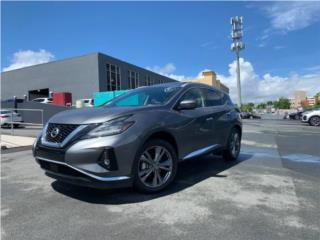 MURANO 2019 SL PLATINUM CON $5,000 DE BONO, Nissan Puerto Rico
