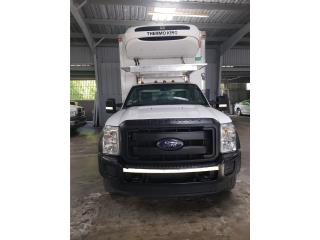 F550, Ford Puerto Rico