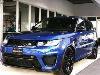 Range Rover SVR, LandRover Puerto Rico