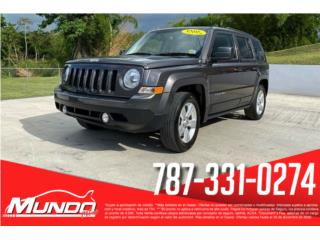 JEEP PATRIOT 2015  **LIKE NEW**, Jeep Puerto Rico
