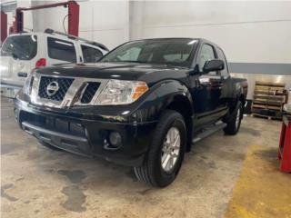 NISSAN FRONTIER 4X4/V6- CAB-2019 BELLA, Nissan Puerto Rico