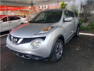 2017 Nissan Juke SV $18,995, Nissan Puerto Rico
