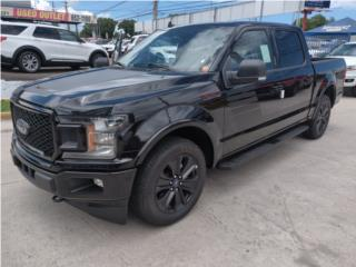 Ford F-150 2020 XLT SPORT 4x2 negra , Ford Puerto Rico