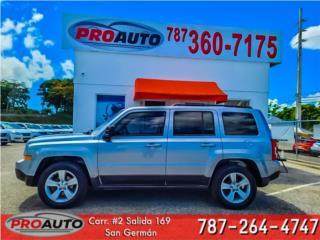 JEEP PATRIOT 2017 EXCELENTE , Jeep Puerto Rico